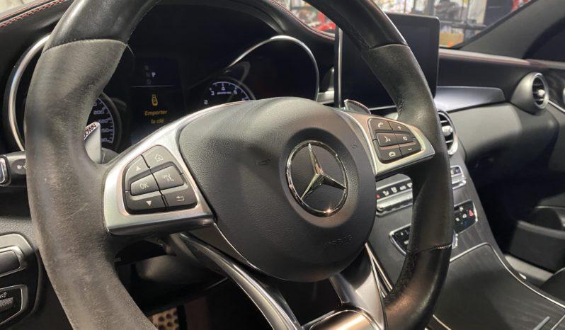 2018 Mercedes-Benz C43 AMG full