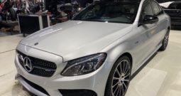 2018 Mercedes-Benz C43 AMG